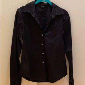 Theory button down shirt
